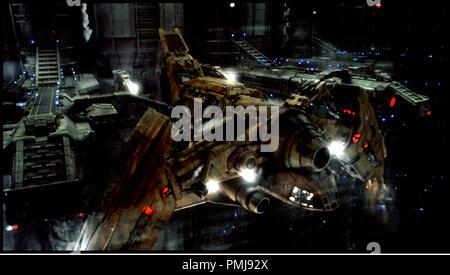 Prod DB © Twentieth CenturyFox Photo DUBOI ALIEN LA RESURRECTION (ALIEN RESURRECTION) de Jean Pierre Jeunet 1997 USA avec  vaisseau spatial  sŽquelle - Stock Photo