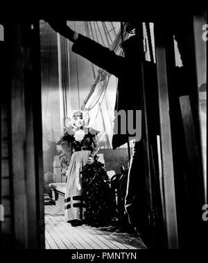 Prod DB © Universal Pictures / DR  LA BELLE ENSORCELEUSE (THE FLAME OF NEW ORLEANS) de Rene Clair 1941 USA  avec Marlene Dietrich  western, entraineuse, prostituee, bateau scenario de Norman Krasna  code Universal: 1114 - Stock Photo