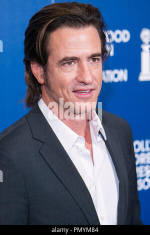 Dermot Mulroney attends the Hollywood Foreign Press Association's 2013 Installation Luncheon at The Beverly Hilton Hotel on August 13, 2013 in Beverly Hills, California. Photo by Eden Ari / PRPP / PictureLux   File Reference # 32080_037PRPPEA  For Editorial Use Only -  All Rights Reserved - Stock Photo