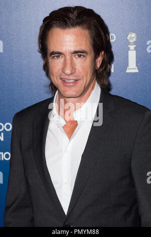 Dermot Mulroney attends the Hollywood Foreign Press Association's 2013 Installation Luncheon at The Beverly Hilton Hotel on August 13, 2013 in Beverly Hills, California. Photo by Eden Ari / PRPP / PictureLux   File Reference # 32080_038PRPPEA  For Editorial Use Only -  All Rights Reserved - Stock Photo