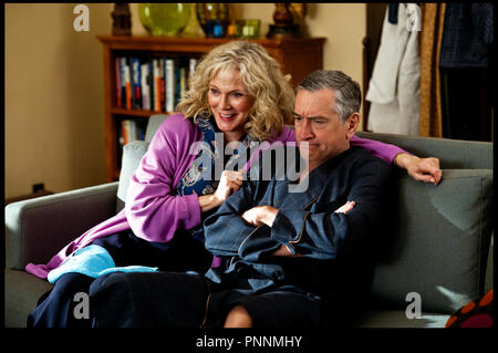Prod DB © Paramount Pictures -  Universal Pictures - Tribeca Productions / DR MON BEAU-PERE ET NOUS (LITTLE FOCKERS) de Paul Weitz 2010 USA avec Blythe Danner et Robert De Niro suite, sequelle - Stock Photo