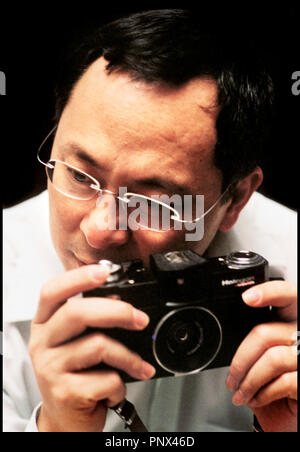 Prod DB © Milky Way / DR PTU (PTU) de Johnny To 2003 HK photographe, photographier, appareil photo, boitier reflex - Stock Photo