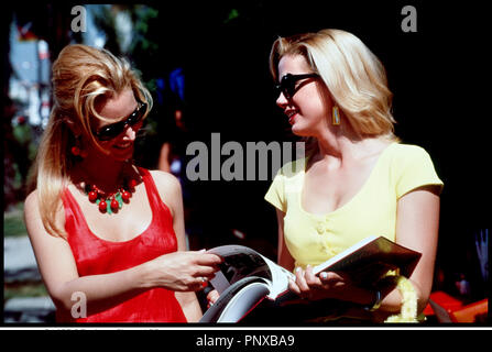 Prod DB © Touchstone Pictures /  DR ROMY AND MICHELE'S HIGH SCHOOL REUNION de David Mirkin 1997 USA avec Lisa Kudrow et Mira Sorvino - Stock Photo
