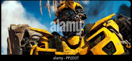 Prod DB © DreamWorks SKG - Paramount - Hasbro - Di Bonaventura Pictures / DR TRANSFORMERS 2 LA REVANCHE (TRANSFORMERS: REVENGE OF THE FALLEN) de Michael Bay 2009 USA sequelle, suite, robot autre titre: Transformers 2 (USA) (working title) - Stock Photo