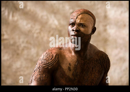 Prod DB © Touchstone Pictures - Miramax Films / DR LA TEMPETE (THE TEMPEST) de Julie Taymor 2010 USA avec Djimon Hounsou sorcier africain d'apres la piece de William Shakespeare - Stock Photo