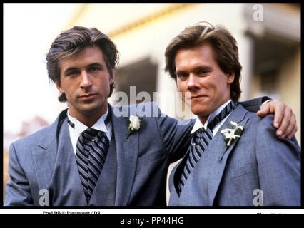 Prod DB © Paramount / DR LA VIE EN PLUS (SHE'S HAVING A BABY) de John Hughes 1988 USA avec Alec Baldwin et Kevin Bacon - Stock Photo