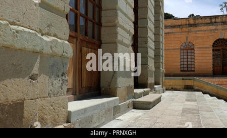 Fine Arts Center, San Agustin Etla, Mexico - Stock Photo