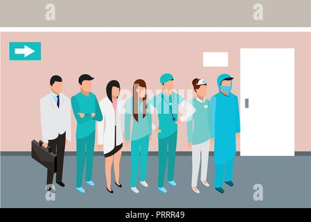 medical people health - Stock Photo