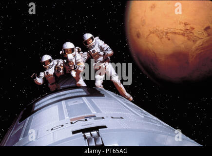 Original film title: MISSION TO MARS. English title: MISSION TO MARS. Year: 2000. Director: BRIAN DE PALMA. Stars: GARY SINISE; DON CHEADLE; CONNIE NIELSEN. Credit: TOUCHSTONE PICTURES / McEWAN, ROB / Album - Stock Photo