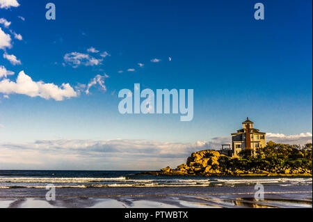 Good Harbor Beach _ Gloucester, Massachusetts, USA - Stock Photo