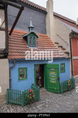 Prague Castle, Prague, Czech Republic - Stock Photo