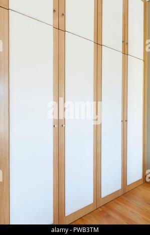 Closet doors - Stock Photo