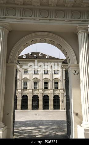 Palais Liechtenstein, Austria, Vienna, 9. district - Stock Photo