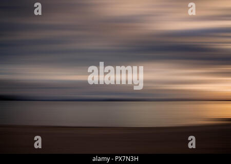 Blurred effect of stunning natural landscapes for computer wallpaper, desktop backgrounds, copy space, graphical interface and use in publishing - Stock Photo