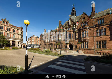 Coventry City Council House on Earl Street in Coventry city centre UK - Stock Photo