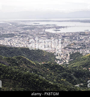 Rio de Janeiro, Zona Norte, Brazil - Stock Photo