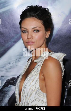 Mila Kunis - Max Payne Maxim Premiere at the Chinese Theatre In Los Angeles.KunisMila_22A Red Carpet Event, Vertical, USA, Film Industry, Celebrities,  Photography, Bestof, Arts Culture and Entertainment, Topix Celebrities fashion /  Vertical, Best of, Event in Hollywood Life - California,  Red Carpet and backstage, USA, Film Industry, Celebrities,  movie celebrities, TV celebrities, Music celebrities, Photography, Bestof, Arts Culture and Entertainment,  Topix, headshot, vertical, one person,, from the year , 2008, inquiry tsuni@Gamma-USA.com - Stock Photo
