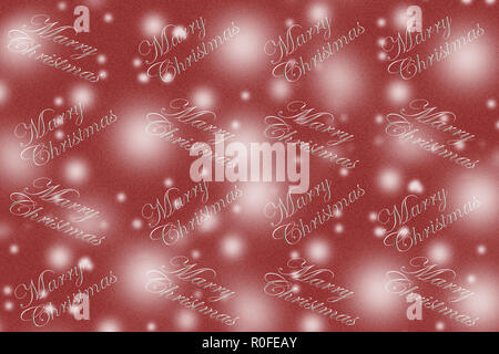 Christmas holidays composition on blurred background with copy space - Stock Photo