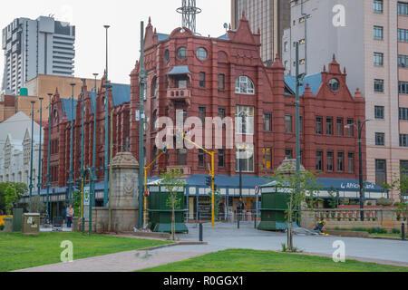 Church square, Pretoria, South Africa - Stock Photo