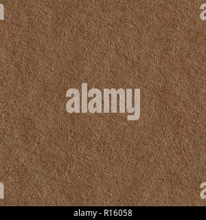 Seamless square texture. Sheet of brown paper useful as a background. Tile ready. - Stock Photo