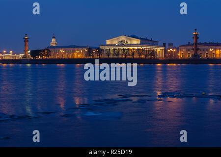 Saint Petersburg (Sankt-Peterburg), Russia. The neighborhood of St. Petersburg. Views of the City. - Stock Photo