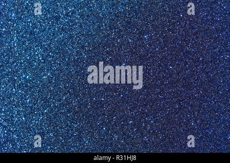 Sparkling gold glitter macro abstract background - Stock Photo