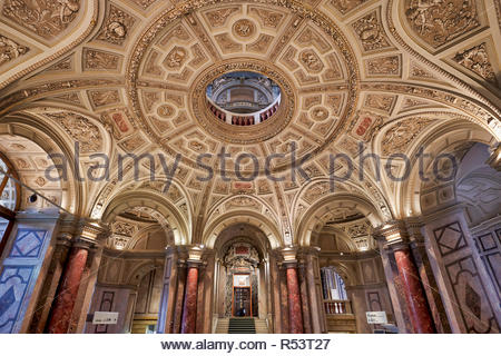 Kunsthistorisches Museum. Vienna Austria - Stock Photo