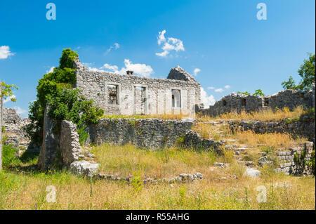 Žabljak Crnojevića, Montenegro - Stock Photo
