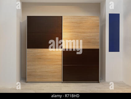 Closet Wardrobe - Stock Photo