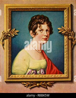 'Madame De Lefebvre', (1933). Creator: Unknown. - Stock Photo