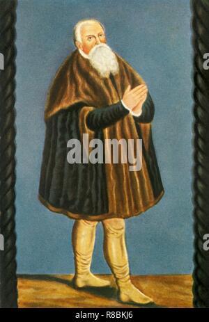 'Lukas Cranach der Ältere', (1933). Creator: Unknown. - Stock Photo