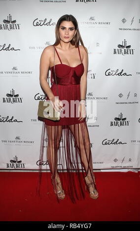 Kings & Queens By Gilda Garza Miami Art Basel 2018  Held at Bevy Bar at Swan  Featuring: guest Where: Miami, Florida, United States When: 06 Dec 2018 Credit: Derrick Salters/WENN.com - Stock Photo