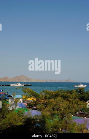 Ukraine. Autonomous Republic of Crimea. Koktebel. Coastal. - Stock Photo