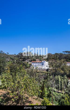 hotel dom carlos, monchique spas, - Stock Photo