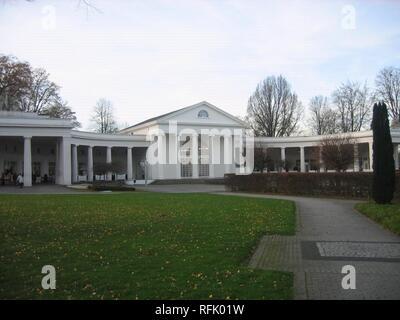 Bad Oeynhausen, 2009-Nov (25). - Stock Photo