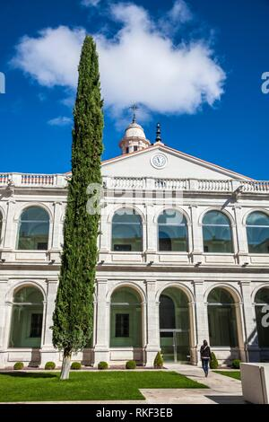 Agustinos Filipinos convent, Valladolid, Castilla y Leon, Spain - Stock Photo