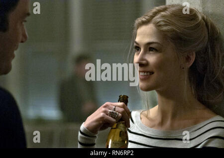 ROSAMUND PIKE, GONE GIRL, 2014 - Stock Photo