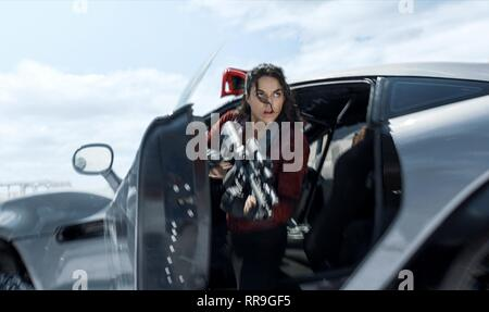 THE FATE OF THE FURIOUS, MICHELLE RODRIGUEZ, 2017 - Stock Photo