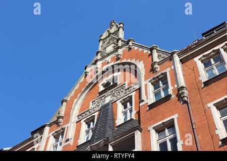 Katowice, Upper Silesia region in Poland. Silesian Museum. - Stock Photo