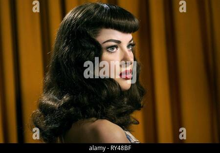 GRETCHEN MOL, THE NOTORIOUS BETTIE PAGE, 2005 - Stock Photo
