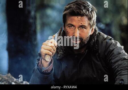 ALEC BALDWIN, THE EDGE, 1997 - Stock Photo