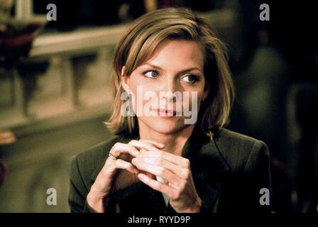 MICHELLE PFEIFFER, ONE FINE DAY, 1996 - Stock Photo
