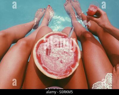 Summer Holiday - Stock Photo