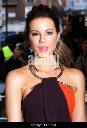 May 24, 2016 - London, England, UK - Love and Friendship UK Premiere, Curzon Mayfair - Red Carpet Arrivals Photo Shows: Kate Beckinsale - Stock Photo