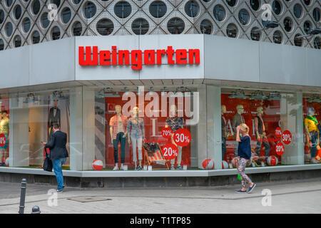 Weingarten, Friesenplatz, Koeln, Nordrhein-Westfalen, Deutschland - Stock Photo