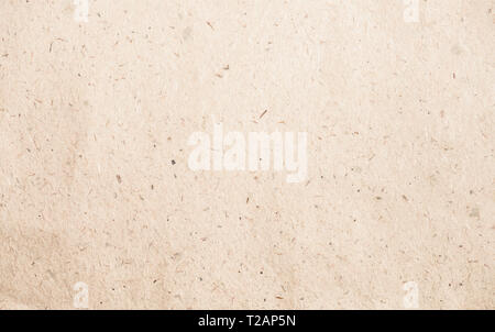 Surface of rough packing paper, high resolution and size, clear and sharp. Useful for texture, pattern or background - Stock Photo
