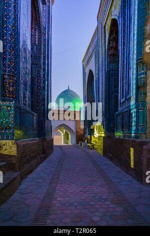 Samarkand in Uzbekistan - Stock Photo