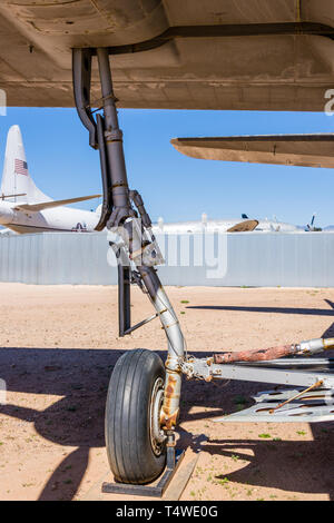 Grumman HU-16A Albatross - Stock Photo
