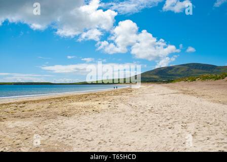 Ballybunion beach in Co. Kerry , Ireland - Stock Photo