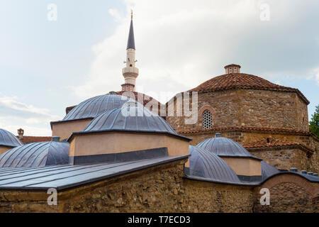 Gazi Mehmed Pasha Hamman, Prizren, Kosovo - Stock Photo